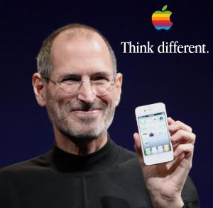 Steve Jobs. Foto: Matthew Yohe